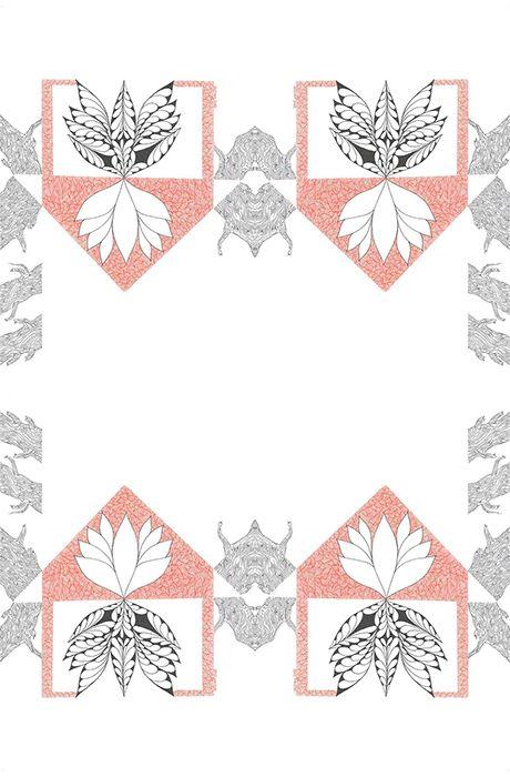 ~Tropical houses 1~ https://www.behance.net/gallery/42041169/Tropical-houses-Ohana