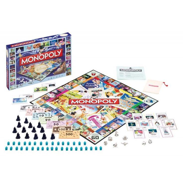 2)Monopoly Disney (picwic 30€)