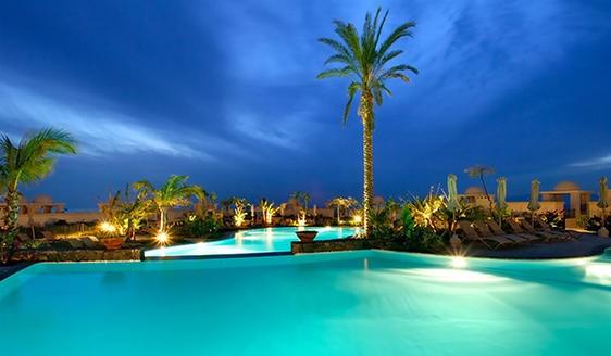 Piscina Vincci Selección La Plantación del Sur 5* Lujo (Tenerife)