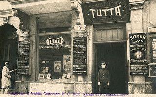 TUTTA, Turkish Travelling & Tourist Agency, İstanbul   by SALTOnline