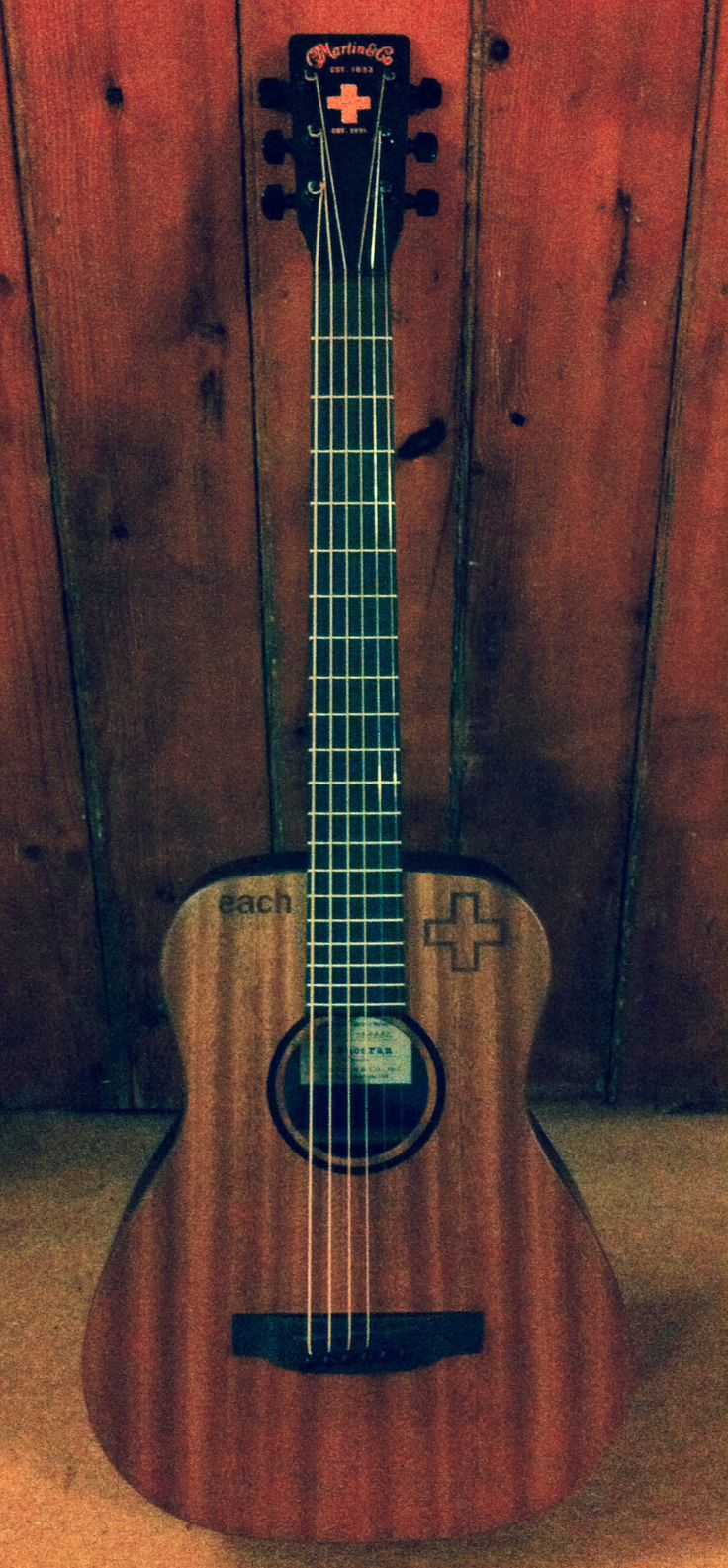 Here it is!  The new Ed Sheeran Little Martin acoustic guitar.  Get yours fast as stocks are limited.    http://www.guitarbitz.com/guitars-c48/acoustic-guitars-c49/martin-guitars-lx1e-ed-sheeran-little-martin-electro-p2247