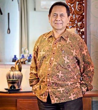KRHT. Drs. H. Istidjab M. Danunagoro, MM.: Industri Hotel di DIY Harus Merata | Tokoh - Kabare Magazine