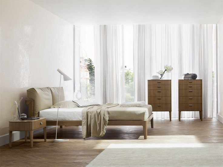 Milano - letto in legno  #wood #bedroom #legno #woodenbeds #zanette #night #notte http://www.zanette.it/it_IT/products/3/gallery/11/line/24/subline/72