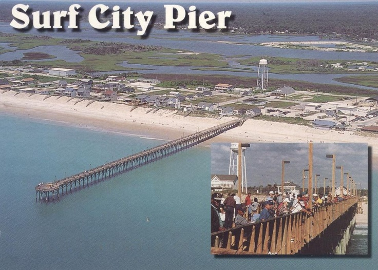 55 best topsail images on pinterest surf city beaches for Surf city fishing pier