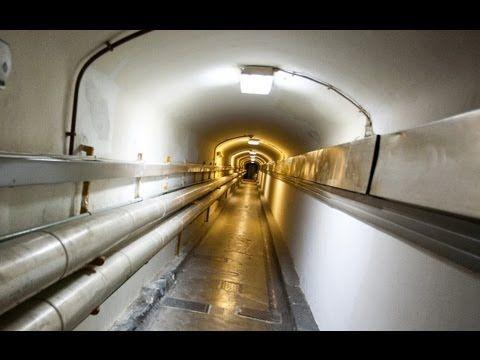 Magyarország egykori kormányóvóhelye / Bunker of the former Hungarian go...