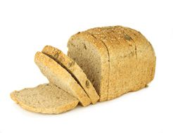 Mixed Seed Wholemeal Loaf, Sliced, Authentic Bread Co. (400g) - Abel and Cole