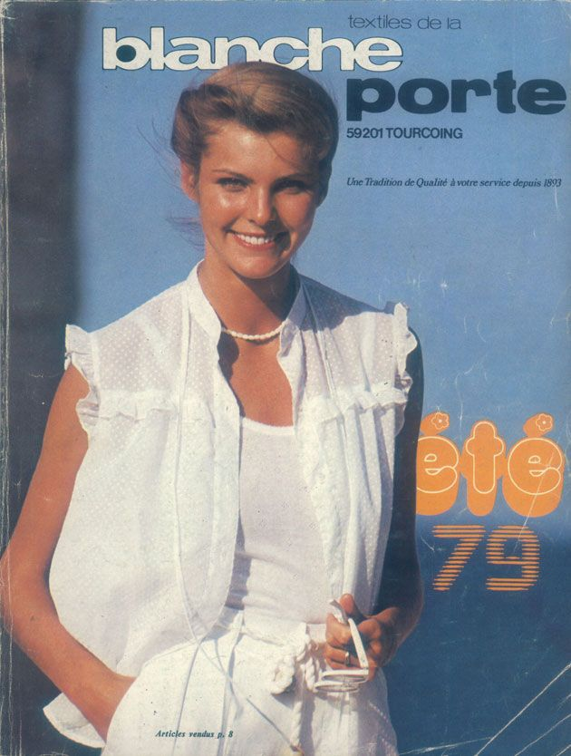 77 best images about catalogues on pinterest gaucho brown slippers and crochet - La blanche porte catalogue ...