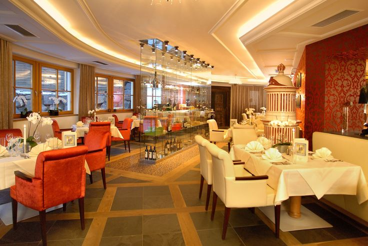 Red Oyster Restaurant im Hotel Alpine Palace