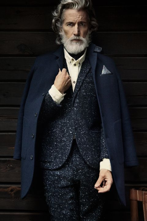 stansstyle: Aiden Shaw forUniforms for the Dedicated
