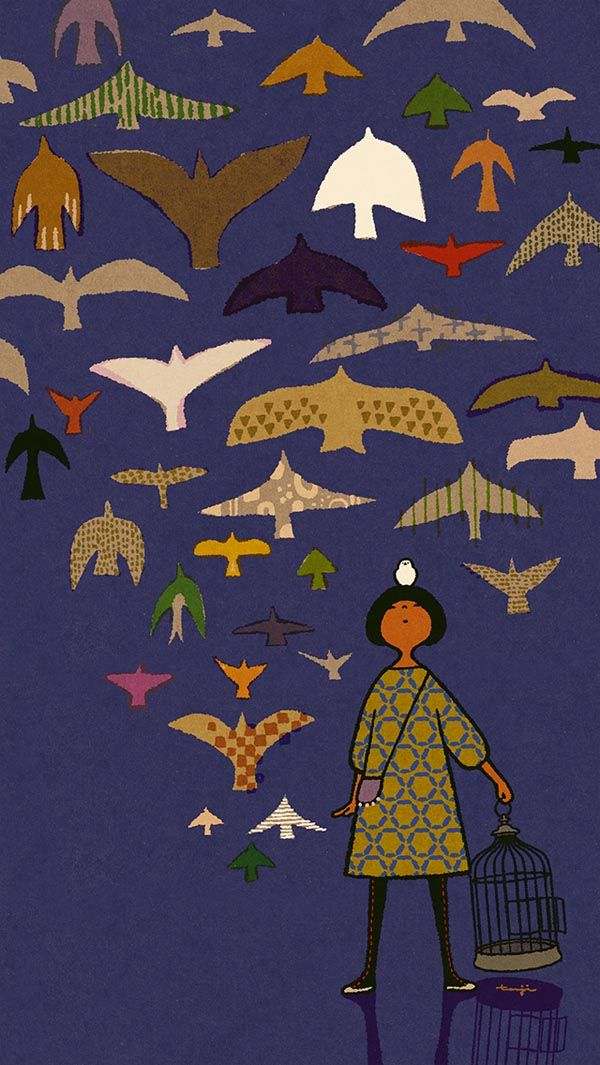 Illustration by Yoko Tanji