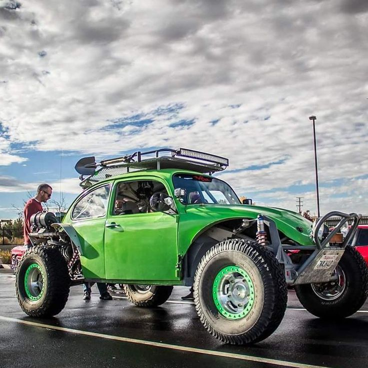 "77 Likes, 3 Comments - Richard (@bajahamm) on Instagram: ""Photo credit and owner Doug Harmon #bajaoftheday #bajabug #baja #vw #volkswagen #vocho #offroad…"""