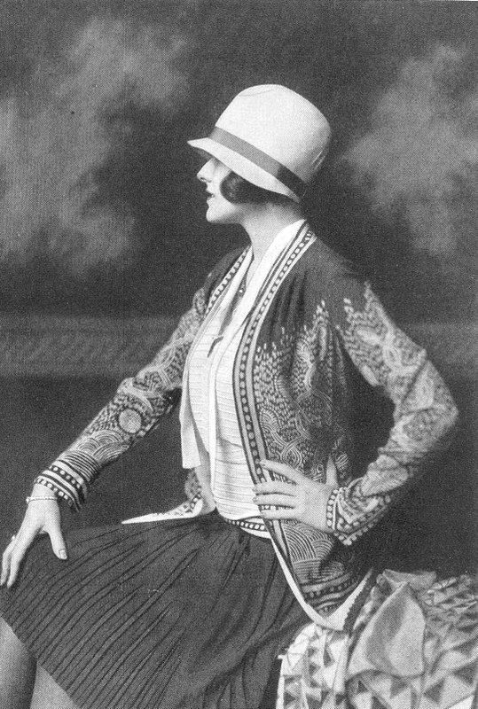 Naomi Johnson ~ Ziegfeld Girl