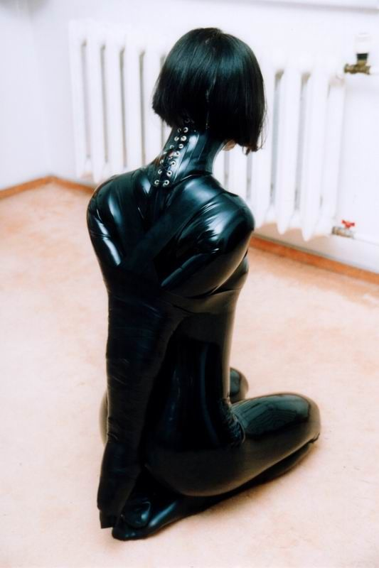 Think, that ball latex orgasm apologise, but