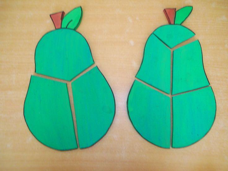 houten puzzel peer *liestr*