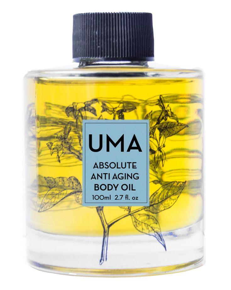 Absolute anti aging body oil by uma anti aging body oil