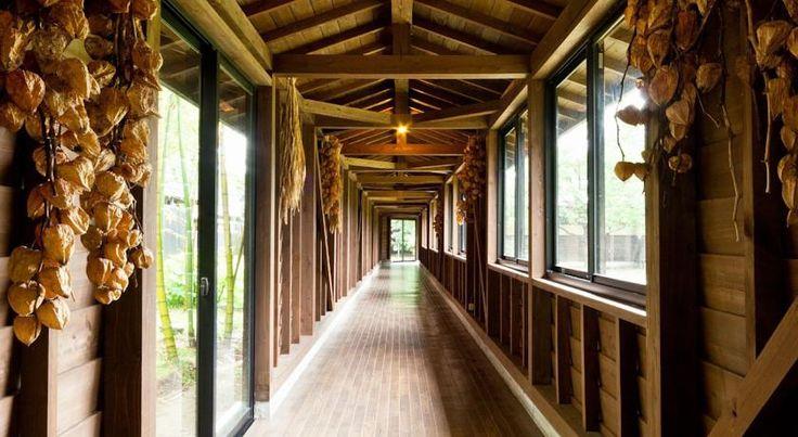 UAH6 276 Отель Yufuin Sankouen занимает большую территорию с 10 термальными ваннами в помещении и на открытом воздухе, в окружении красивых японских садов.