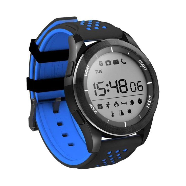Kim88 NO1 F3 IP68 Waterproof Sleep Monitor Pedometer Sport BT SmartWatch iOS Android (C). Perfect Personal Health Tracker: pedometer, distance and sleeping monitors. Ultra-long Battery Life: it consumes less power and can generally last for 365 days. Waterproof Design: IP68 waterproof standard, suitable to use at home, office and during outdoor activities. Waterproof : IP68 waterproof (waterproof in 30 meter water). Sport Tracker : Running,Jogging,Weather,Barometer,Stopwatch,Altimeter etc.