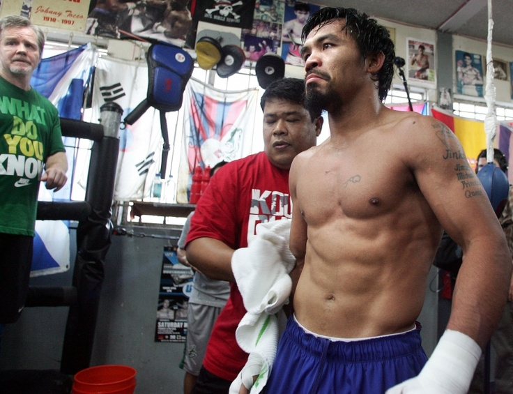 Unprecedented: PacMan's Times Square Special | Top Rank | Boxing