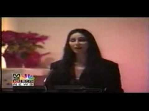 Sonny Bonos Funeral  Chers eulogy