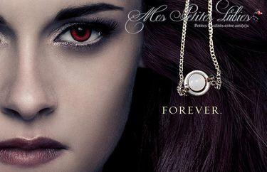 Collier Twilight Bella Swan Vampire // Necklace Twilight Bella Swan Vampire