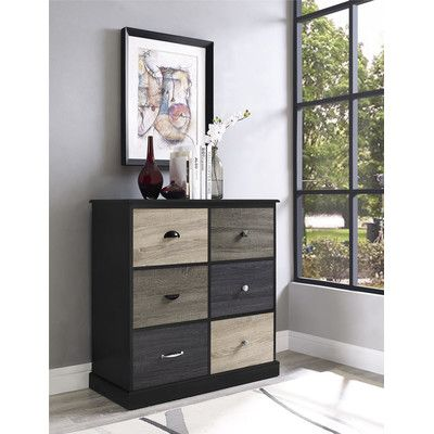 Altra Blackburn 6 Cube Storage Unit & Reviews | Wayfair
