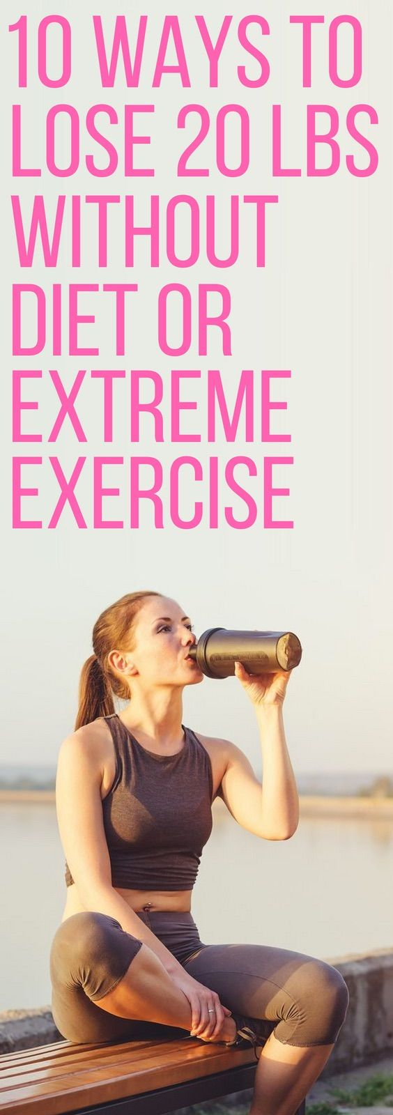 how to lose weight without exercise reddit