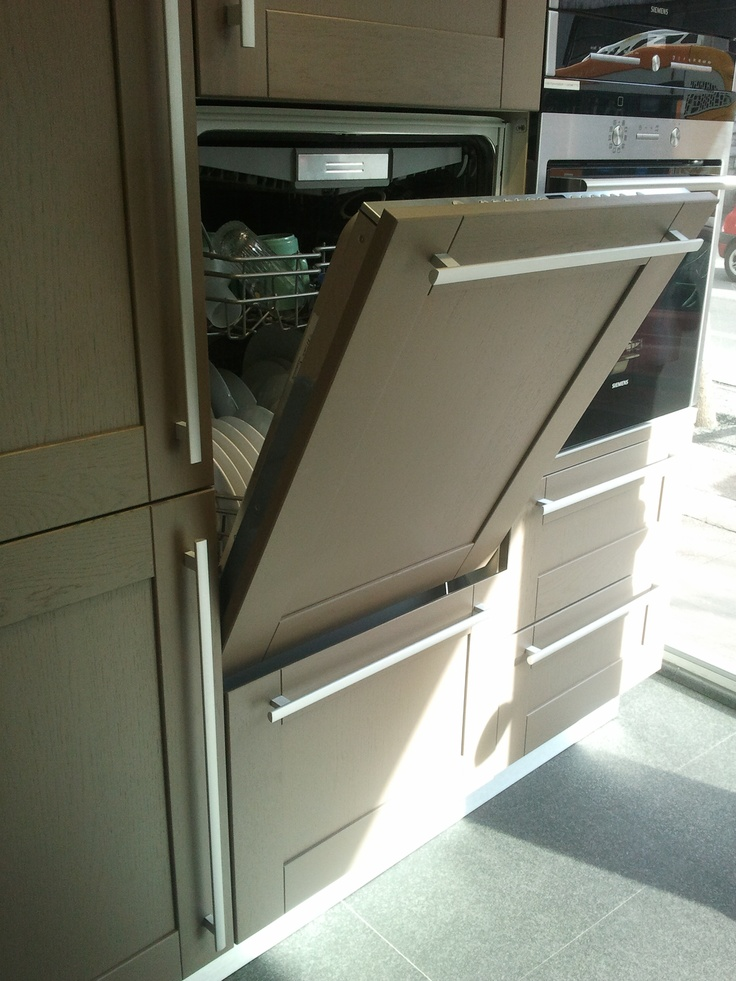 123 les meilleures images concernant cuisine sur pinterest tag res ouverte - Montage porte lave vaisselle encastrable ...