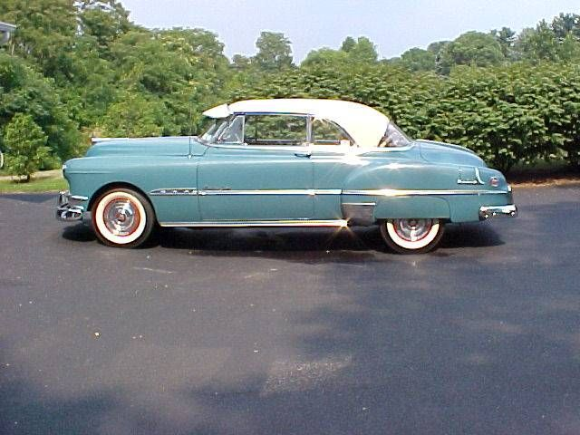1951 Pontiac Catalina For Sale 2153769 Hemmings Motor News