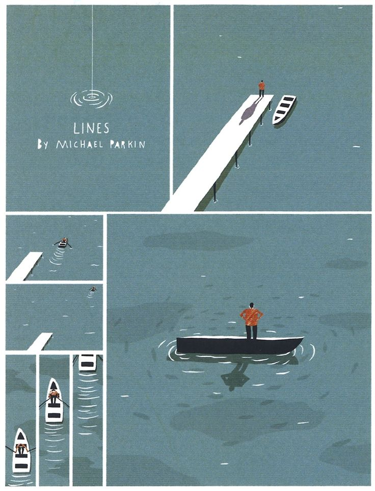 Lines by Michael Parkin
