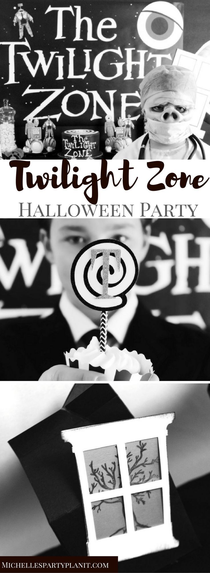 the twilight zone party twilight zone party ideas for halloween
