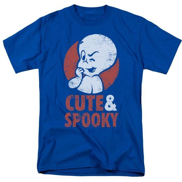 Casper Ghost Cute & Spooky T-Shirt