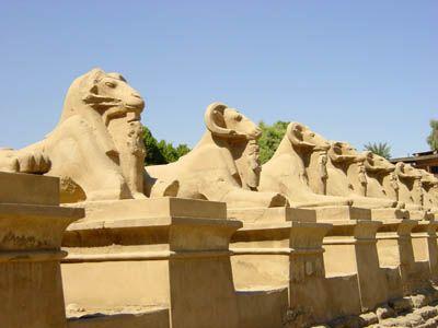Amon tempel-Luxor