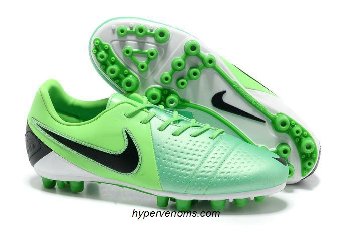 Nike CTR360 Trequartista III AG Soccer Shoes Mint Black Lime
