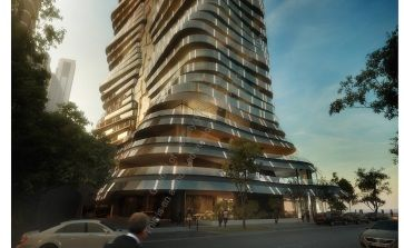 New $1 Billion Chinese Mega Tower Planned For Surfers Paradise