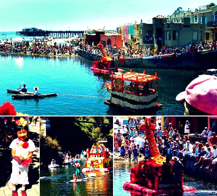 Annual Capitola Begonia Festival & Nautical parade