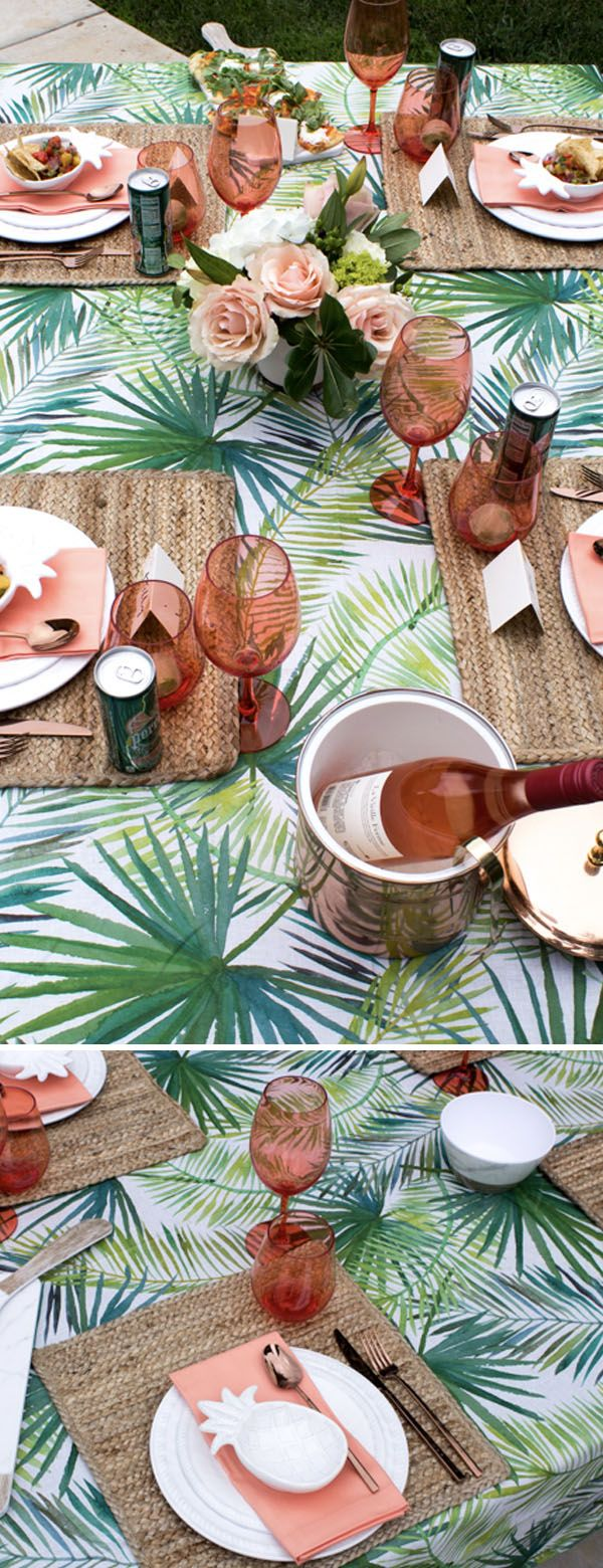 5 Steps To Hosting A Backyard Dinner Party
