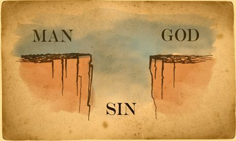 Your iniquities have separated you and your God. ~ Isaiah 59.2    For all have sinned, and come short of the glory of God. ~ Romans 3:23