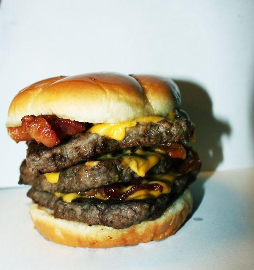 meat: Fun Recipe, Triple Stacking, Cheeseburger, Meat Food, Chee Burgers, Big Juicy, Food Burgers, Juicy Burgers, Big Mac