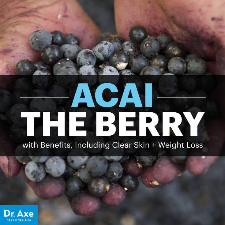 Benefits Of Acai Extract