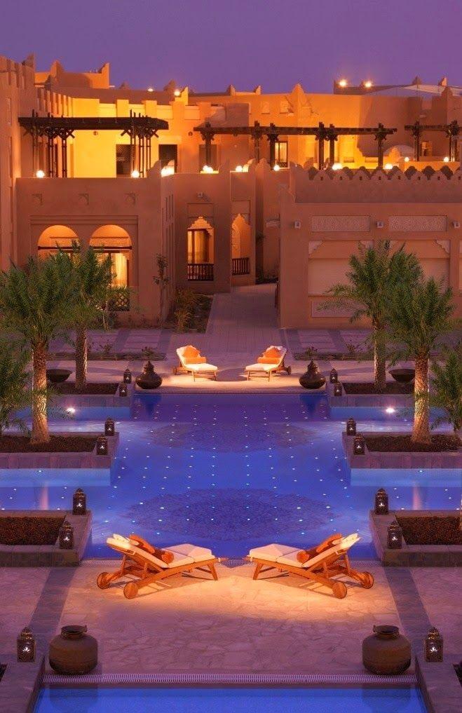 Doha (Qatar) - The Ritz-Carlton Sharq Village and Spa 5* - Hotel da Sogno