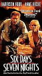 Six Days, Seven Nights (1998, VHS)HARRISON FORD,A.HECHE
