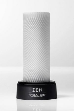 Tenga 3D Zen Caractéristiques: - Elastomère haute qualité - Dimensions (avec boîtier): 7,2×7,2×15,6cm - Sans phtalates anti-bacterien, hygiénique