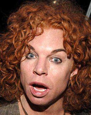 Bad celebrity makeovers for girls