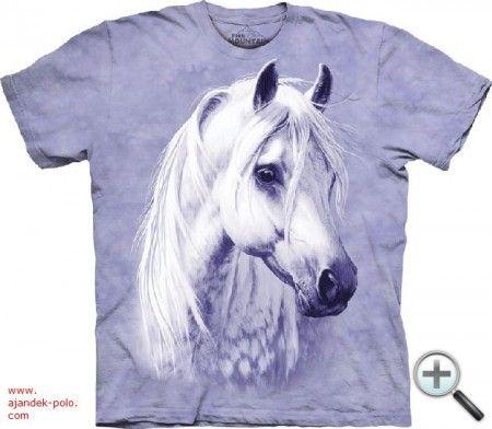 ARAB TELIVÉR gyermek és felnőtt The Mountain lovas póló.