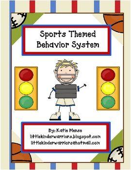 Tema de los deportes semáforo el comportamiento del sistema de gestión