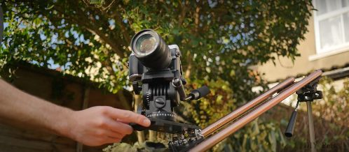 VIDEO How to Make a Professional Camera Slider (100% #DIY)   #timelapse