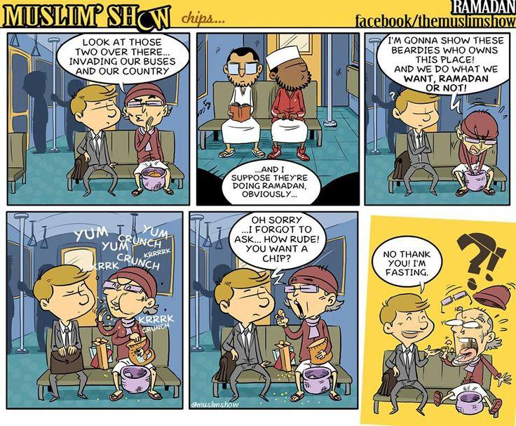 Muslim show lol
