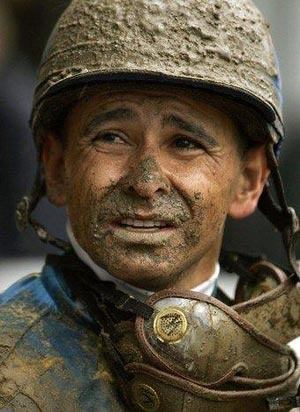 Jockey Mike E. Smith