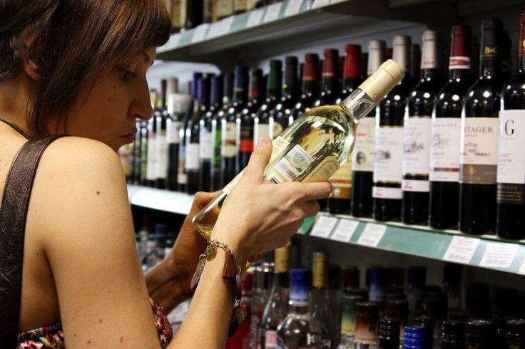 Минздрав хочет запретить продажу алкоголя в выходные дни