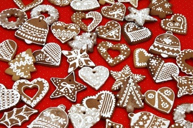 Piparkakku (gingerbread cookies). | 42 Traditional Finnish Foods That You Desperately Need In Your Life